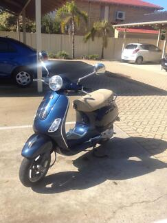 Midnight Blue LX50 Vespa Churchlands Stirling Area Preview