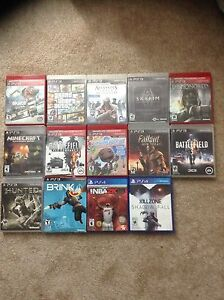 Mint PS3 Games