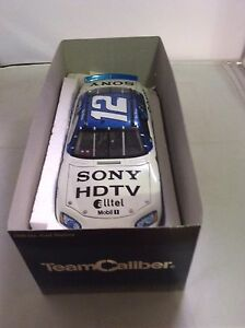 Diecast Racing Car Ryan Newman #12  1:24 Peterborough Peterborough Area image 8