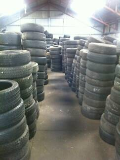 Used tyres and rims from 25.00 $ fitted and balance