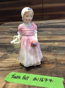 Royal Doulton Figurine. Tinker Bell Mint condition