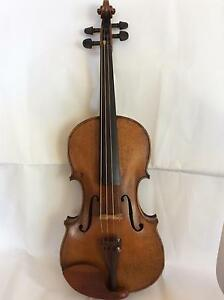 Old Violin for Advanced Students Surfers Paradise Gold Coast City Preview