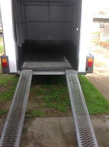 Enclosed Lockable Trailer. Suitable for Motorbikes, Quads,GoKarts Port Adelaide Port Adelaide Area Preview