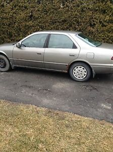 Selling my 1997 Toyota camry