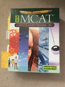 Exam Krackers Complete MCAT Study Package - 9th Edition