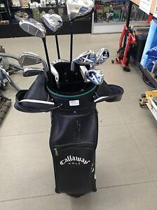 Callaway LEFT HANDED golf club set Melton Melton Area Preview