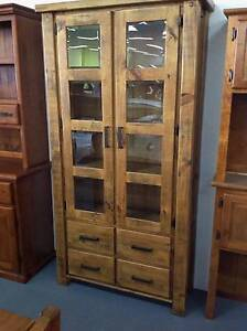Woolshed Glass Display Cabinet FACTORY DIRECT CLEARANCE Dandenong South Greater Dandenong Preview