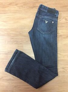 Women's Guess and Armani Exchange jeans - size 27