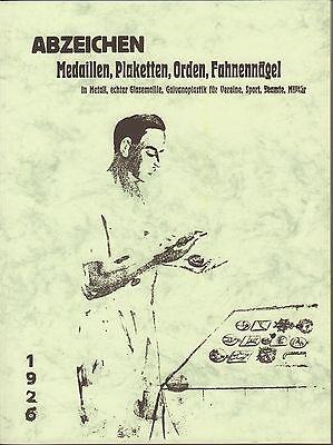 2010: Abzeichen, Medaillen, Plaketten, Orden, Fahnennägel