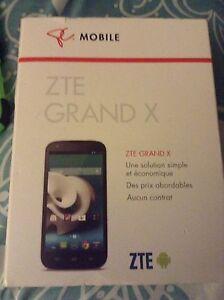 ZTE Grand X (PC Mobile)