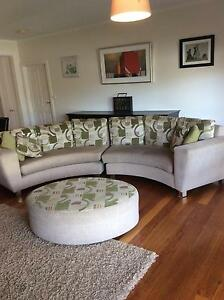 Designer Couch Oakleigh South Monash Area Preview