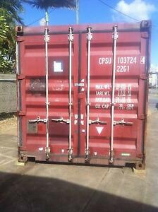 BARGAIN ! 20ft Shipping Container in Cairns Cairns Cairns City Preview