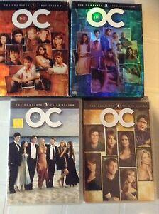 The OC Seasons 1-4