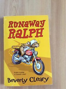 Ralph s. Mouse and runaway Ralph books
