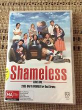 Brand New Factory Sealed Shameless UK Season 1 Leanyer Darwin City Preview