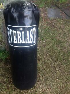 Everlast boxing bag Singleton Area Preview