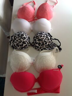 Wanted: 5 bras. $5 the lot. Some new and some used