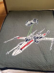 Pottery Barn Star Wars Twin bedding set
