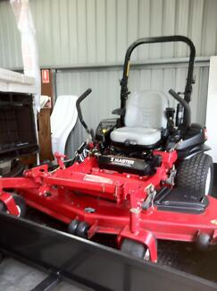 RIDE-ON COMMERCIAL MOWER- Z MASTER G3 Moolap Geelong City Preview