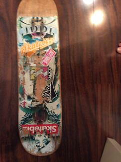"Lowdown skateboard deck 7.50"" Cronulla Sutherland Area Preview"