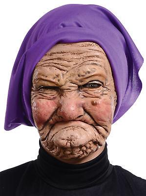 Granny Latex Mask by Mario Chiodo - Mario Chiodo Masks
