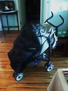 STEELCRAFT PROFILE BABY STROLLER Docklands Melbourne City Preview