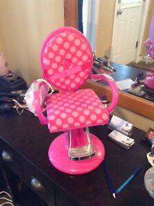 My life doll hairdressing chair