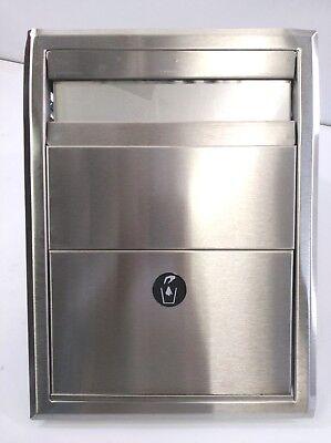Bobrick Paper Towel Dispenser Waste Door Counter Top