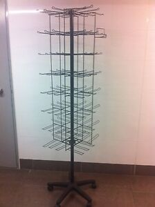 Rotating Display Stand for shops and markets Miranda Sutherland Area Preview