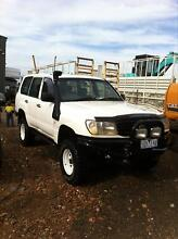 2000 Toyota LandCruiser Wagon Bacchus Marsh Moorabool Area Preview
