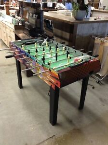 2 in 1 Foosball and Air Hockey Table at HFH ReStore
