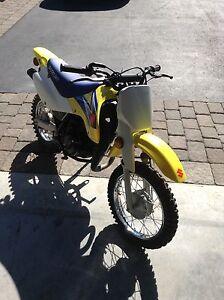Motocross Suzuki jr 80