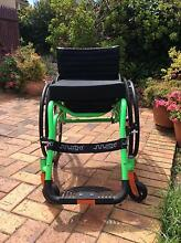 Mogo wheelchair quick release wheels - light aluminium alloy, Glengowrie Marion Area Preview