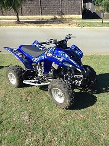 Yamaha Raptor 350 Landsdale Wanneroo Area Preview