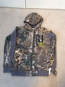 Cabela's youth hunting hoodie