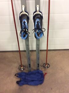 Cross Country Skis 195cm