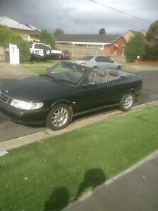1995 Saab 900 Convertible Newcomb Geelong City Preview