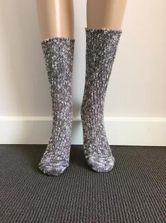 Bonds Slouchy Home Crew Socks Size 8-11 RRP $14.95