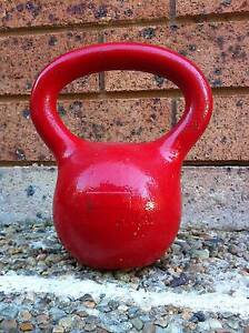 8kg metal Kettlebell KB classic style, strength power training Marsfield Ryde Area Preview