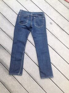 Two pairs of Boys old navy skinny jeans size 12 standard