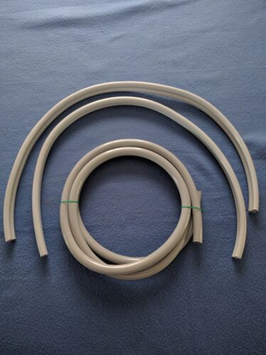 Replacement hoses rubber administration sets for Dental Nitrous Oxide Flow meter