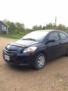 2007 Toyota Yaris 3000$