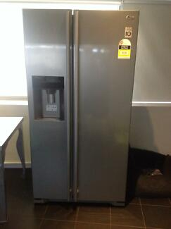 LG stainless steal double door fridge Alexandria Inner Sydney Preview
