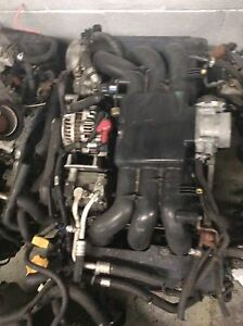 Subaru Legacy and outback 05/09 EZ30 /3.0L engine