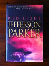 "BOOK - ""RED LIGHT"" by JEFFERSON PARKER Bentleigh Glen Eira Area Preview"