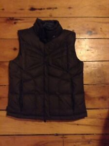 Columbia down filled vest Medium
