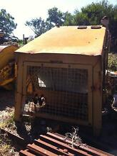 Caterpillar enclosed roops cab for sale Oakford Serpentine Area Preview