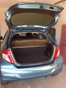 2012 Toyota Yaris Hatchback Townsville Townsville City Preview