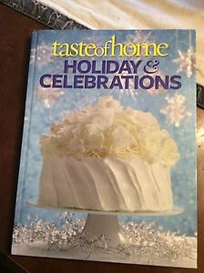 Cookbook -Taste of Home