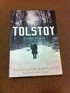 Tolstoy - A Russian Life Castle Hill The Hills District Preview
